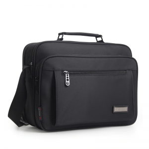 Black Casual Bag For Laptop And Macbook 2